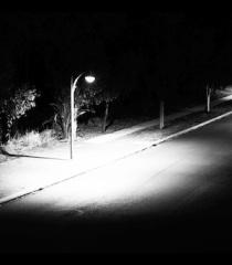 street light x